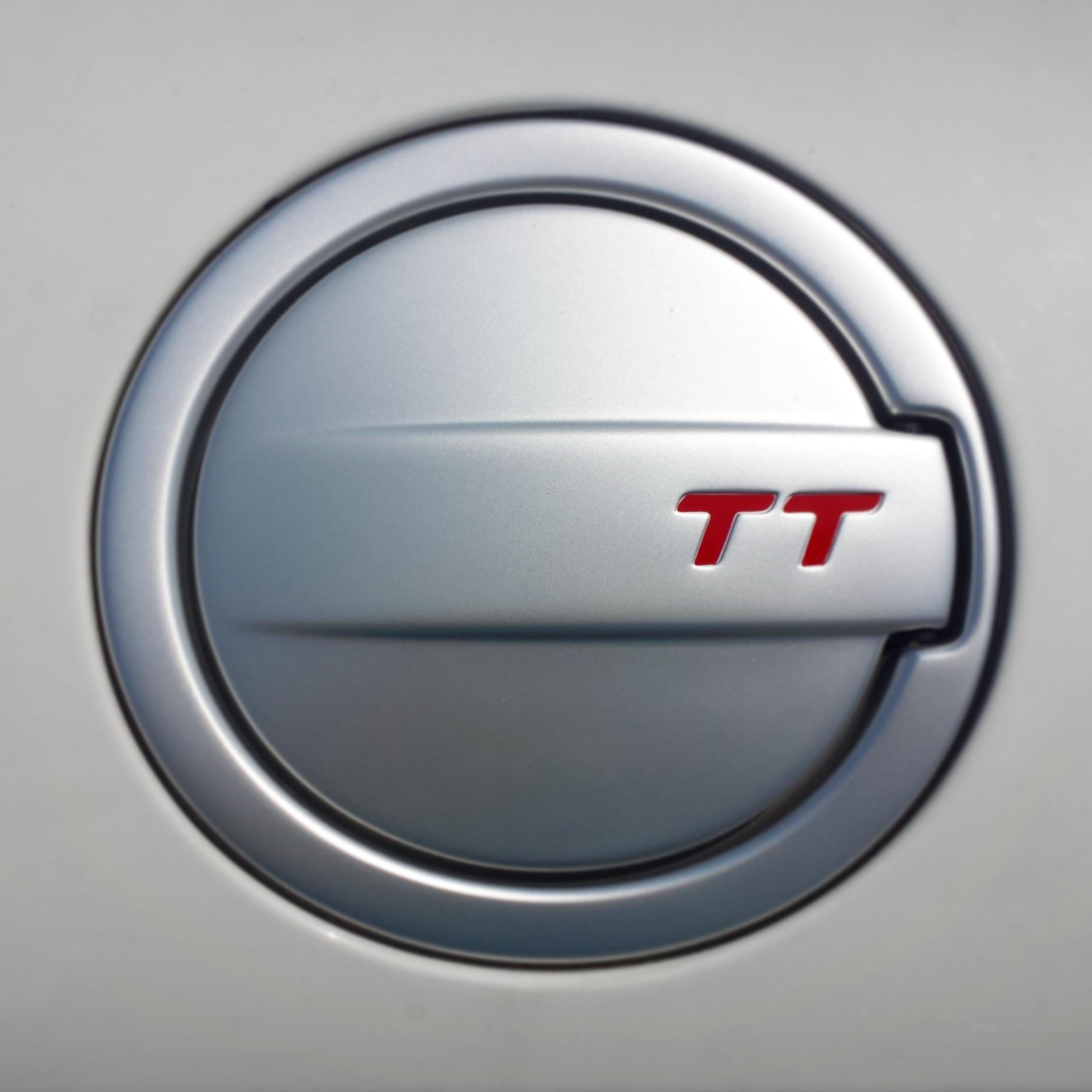 Audi Tt Fuel Door Badgeskin Mk2