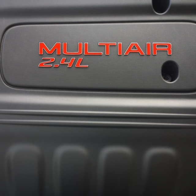 Dodge Dart Multiair 2 4l Engine Cover Badgeskin